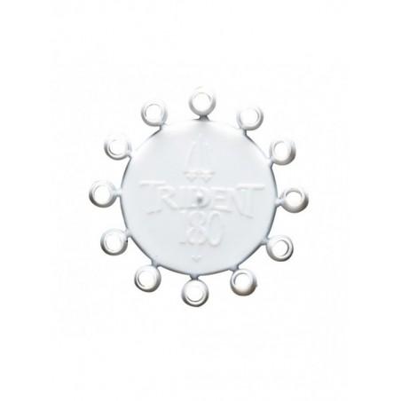 Plastmasinės adatėlės Harrows Dimple Tip 100 vnt.