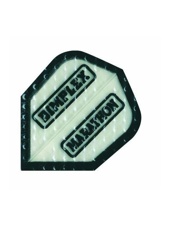 Koteliai Winmau Nylon su žiedeliais, vidutiniai, 41 mm
